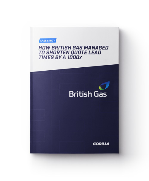 British Gas case study | Download now
